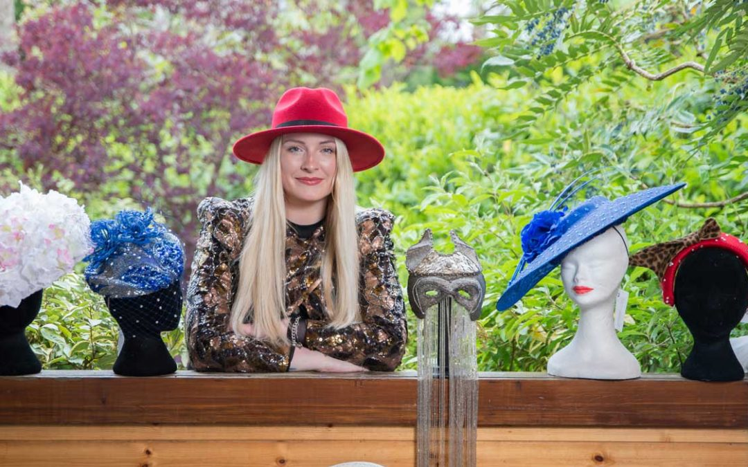 ILDN Enterprise Award- Milliner Margaret wins national prize