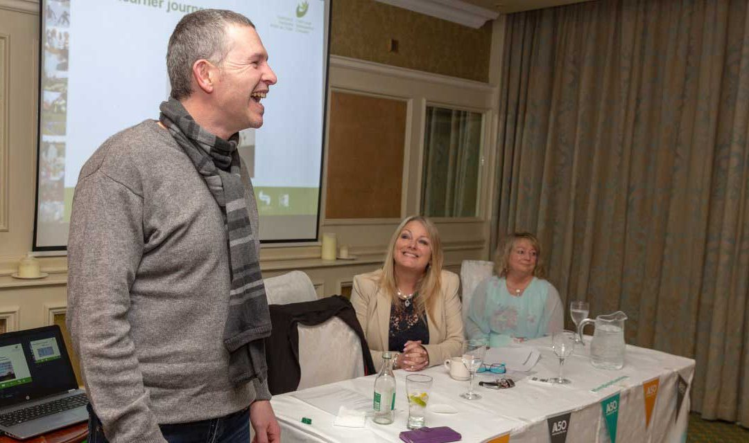 Shane-speaking-about-Horticulture-Course